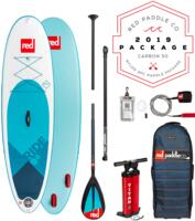 "RED PADDLE CO 9'8"" RIDE PACKAGE (2019)"