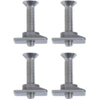 NAISH ABRACADABRA BOARD MOUNT SCREW SET