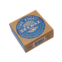 SEX WAX QUICK HUMPS TROPIC SURF WAX