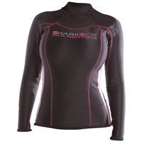 SHARKSKIN WOMEN'S CHILLPROOF LONG SLEEVE
