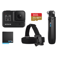 GOPRO HERO8 BLACK HOLIDAY BUNDLE