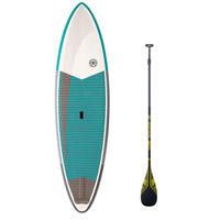 TOM CARROLL 2ND HAND OUTER REEF V1 (INCLUDES PADDLE) Green, 10'0""