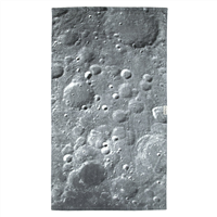 LEUS BEACH TOWEL - LUNAR