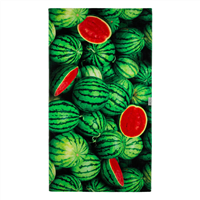 LEUS Beach Towel - Watermelon Wonderland