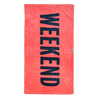 LEUS Beach Towel - Weekend