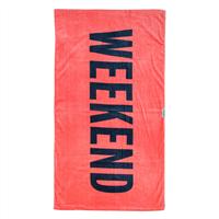 LEUS Beach Towel - Weekend