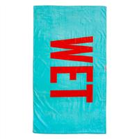 LEUS Beach Towel - Wet
