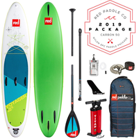 "RED PADDLE CO 12'6"" VOYAGER PACKAGE (2019)"