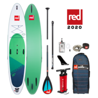 "RED PADDLE CO 12'6"" VOYAGER PACKAGE"