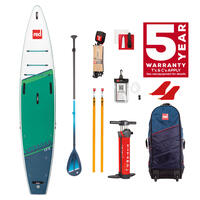 """RED PADDLE CO 13'2"""" VOYAGER PLUS (2022) PACKAGE"""