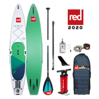 "RED PADDLE CO 13'2"" VOYAGER+ PACKAGE"