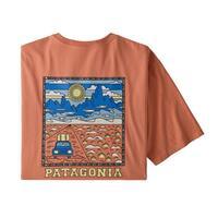 PATAGONIA M'S SUMMIT ROAD ORGANIC T-SHIRT