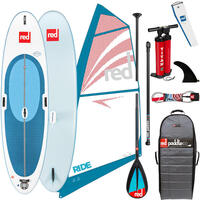 "RED PADDLE CO 10'7"" WINDSURF PACKAGE (2019)"