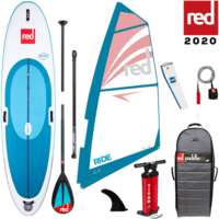 RED PADDLE CO WINDSURF SUP PACKAGE